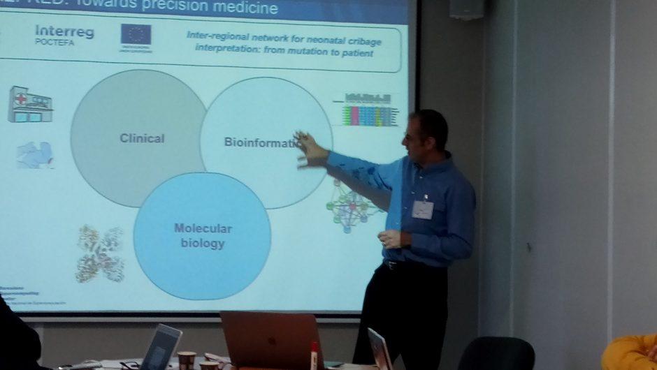 Reunión científica Pirepred: Grupos Bioinformáticos