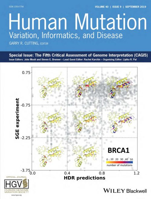Pirepred en la revista Human Mutation