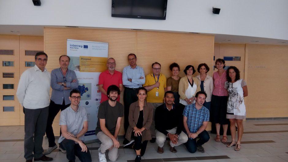Tercera reunión Pirepred y 1st Scientific meeting Pirepred en BioCruces (Barakaldo, Bizkaia)
