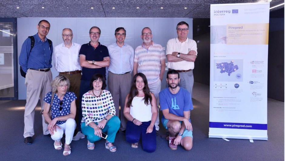 5ª reunión de seguimiento Pirepred y 3rd Scientific meeting Pirepred en Pamplona