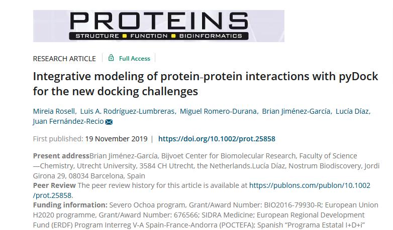 Nuevos avances científicos en Pirepred fruto de la cooperación: Caracterización estructural de mutaciones patológicas de proteínas involucradas en enfermedades detectadas por los programas de cribado neonatal